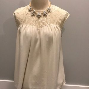 Flowy white Shirt